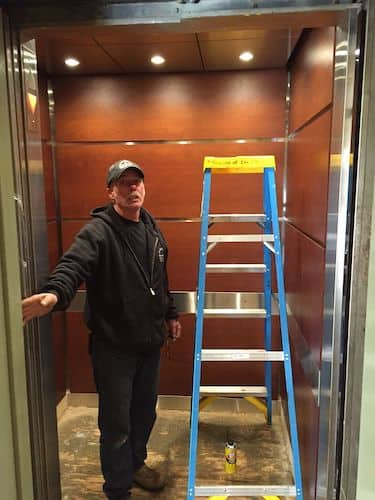 Elevator Repair and Maintenance Services