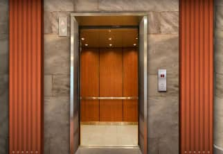 BUsiness Building Elevator