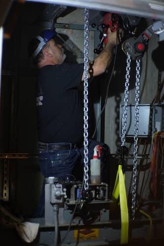 Elevator Repair Company Servicing Red Bluff, California